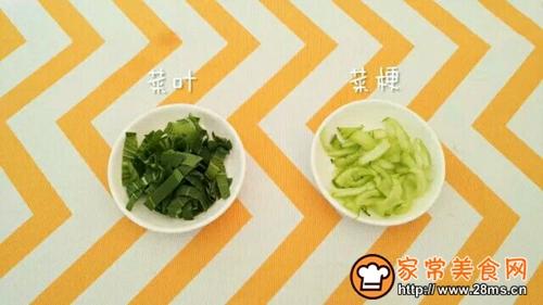 疙瘩汤(宝宝辅食)的做法图解7