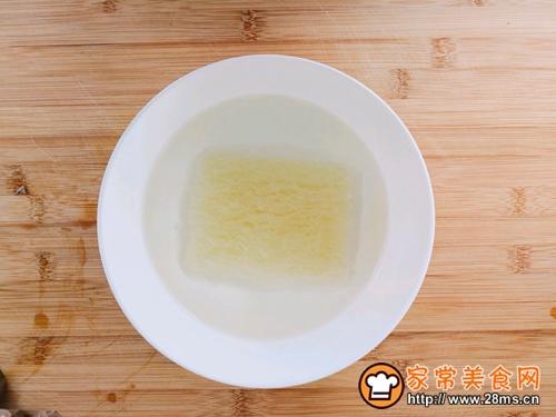 牛筋丸煮米粉的做法图解1