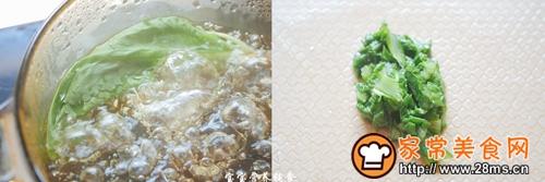 宝宝辅食南瓜虾皮豆腐煲的做法图解3