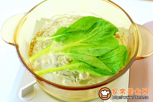 手工鱼丸蔬菜汤的做法图解5