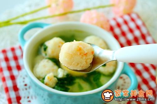 手工鱼丸蔬菜汤的做法图解10