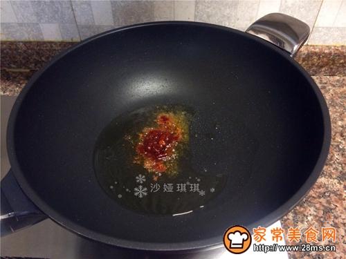 泡椒大蒜烧肚条的做法图解5