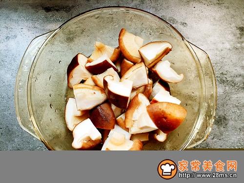 清炖土鸡猪肚汤的做法图解5