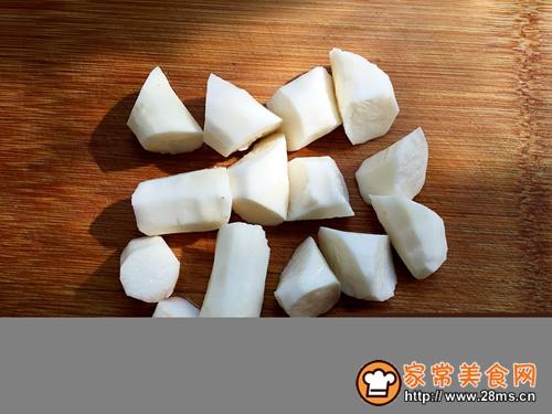 清炖土鸡猪肚汤的做法图解8