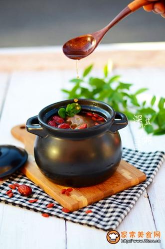 养胃红枣猪肚汤的做法图解9