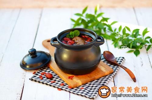 养胃红枣猪肚汤的做法图解10