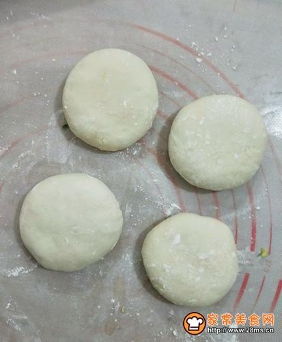 蟹味菇素馅饼的做法图解12