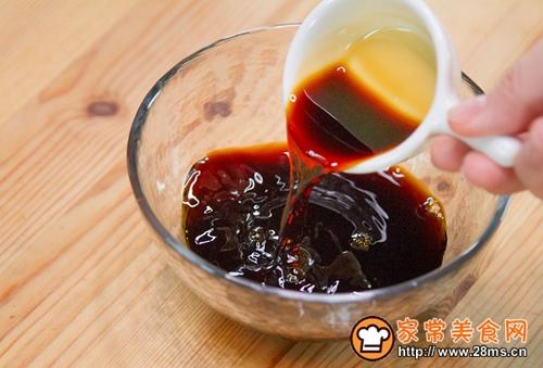 醋汁圆白菜的做法图解3