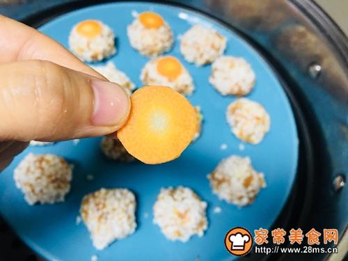 宝宝辅食糯米丸子的做法图解5