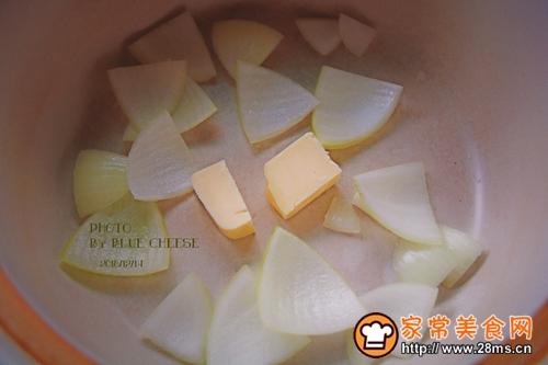 扇贝玉米羹奶油锅的做法图解3