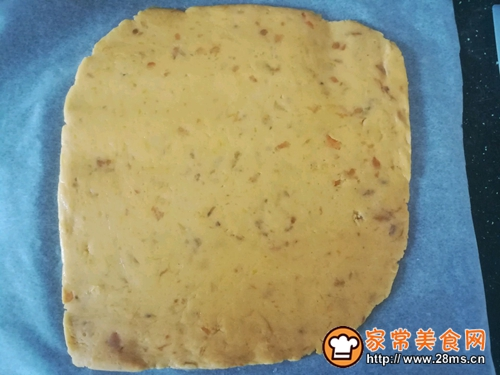 红薯酥条饼干的做法图解7
