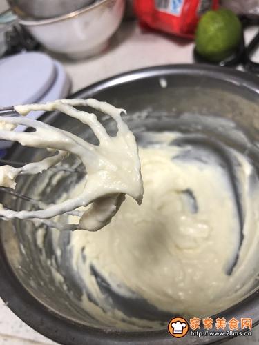 不一样的红薯红薯芝士蛋糕的做法图解4