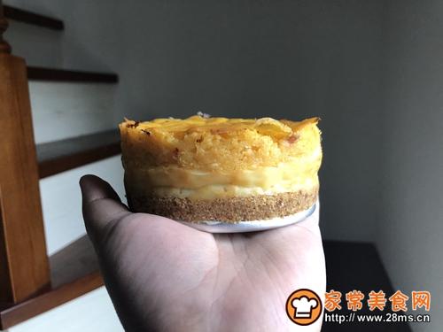 不一样的红薯红薯芝士蛋糕的做法图解7