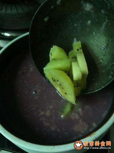 水果杂粮羹的做法图解6
