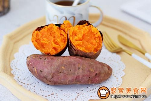 烤红薯的做法图解6