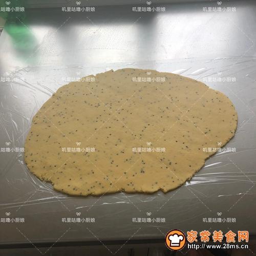 薯香芝麻条的做法图解10