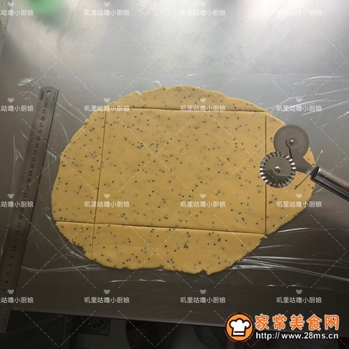 薯香芝麻条的做法图解11