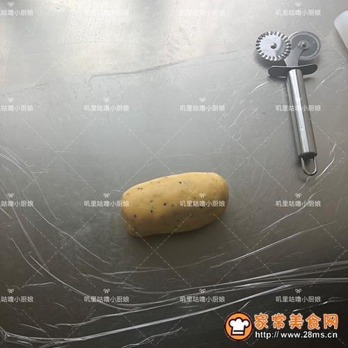 薯香芝麻条的做法图解12