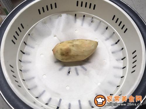 红薯蛋挞(全蛋0失败版)的做法图解2