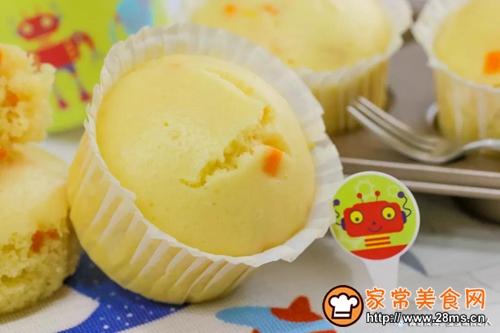 奶香红薯糕 宝宝辅食食谱的做法图解12