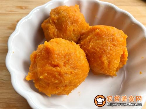 酸奶红薯球低脂饮食的做法图解6