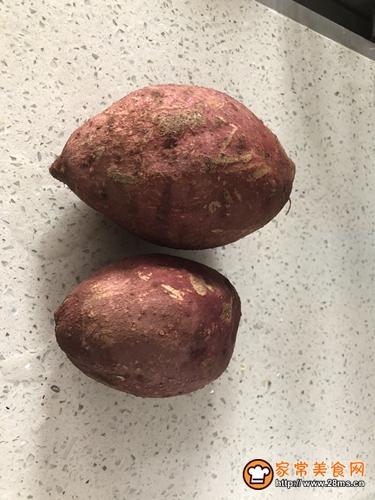 不一样的红薯滋味肉桂红薯拿铁的做法图解1