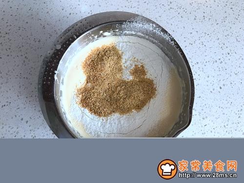 胚芽小蛋糕的做法图解5