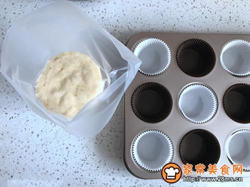胚芽小蛋糕的做法图解10