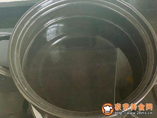紫米红豆杂粮粥的做法图解4