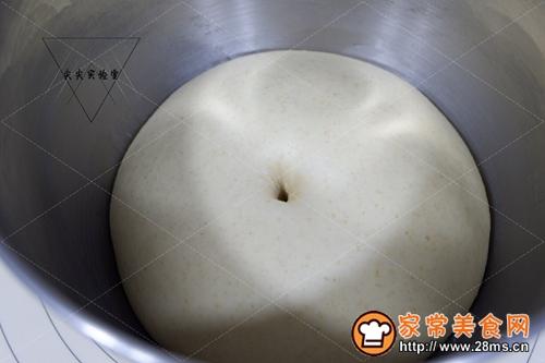 全麦盐面包的做法图解6