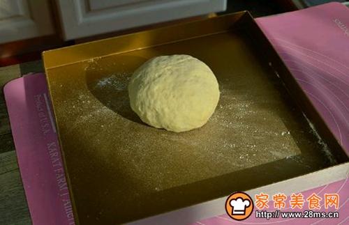 法式长棍面包(家庭版)的做法图解3