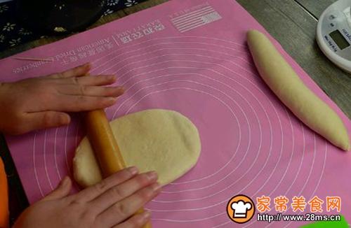 法式长棍面包(家庭版)的做法图解5