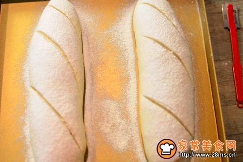 法式长棍面包(家庭版)的做法图解7