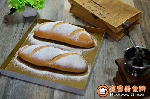 法式长棍面包(家庭版)的做法图解9