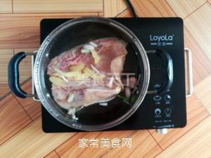 香醋手撕鸡的做法步骤:3