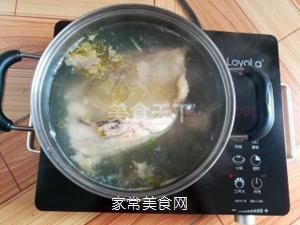 香醋手撕鸡的做法步骤:4