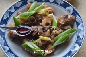 秦味黄焖鸡的做法步骤:7