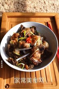 秦味黄焖鸡的做法