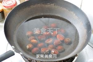 无油香菇栗子鸡的做法步骤:3