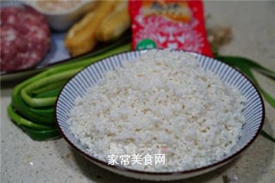 温州糯米饭的做法步骤:1