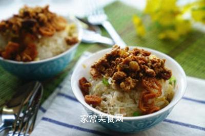 温州糯米饭的做法步骤:12