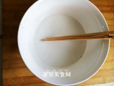 凉拌凉粉的做法步骤:3