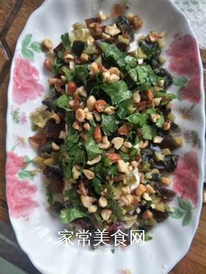 皮蛋豆腐的做法步骤:6