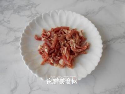 榨菜肉丝炒面的做法步骤:8