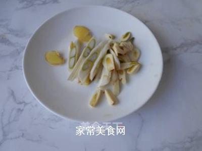 榨菜肉丝炒面的做法步骤:9