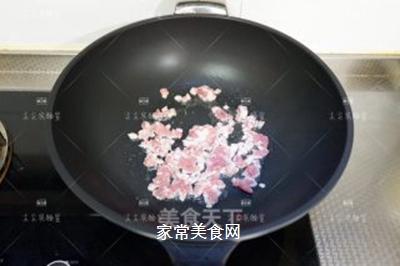 榨菜肉末烩豆腐的做法步骤:5