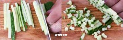 简易家常炒饭的做法步骤:2