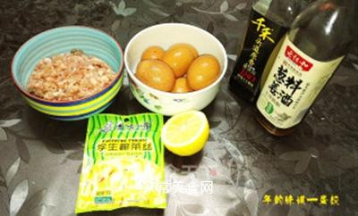 年的味道―蛋饺的做法步骤:1