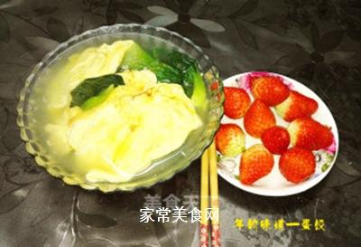 年的味道―蛋饺的做法步骤:6