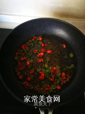 椒香干烧鱼的做法步骤:11